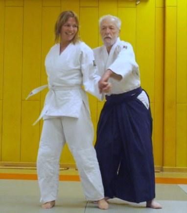 Op 6 oktober start Cursus Aikido 65+