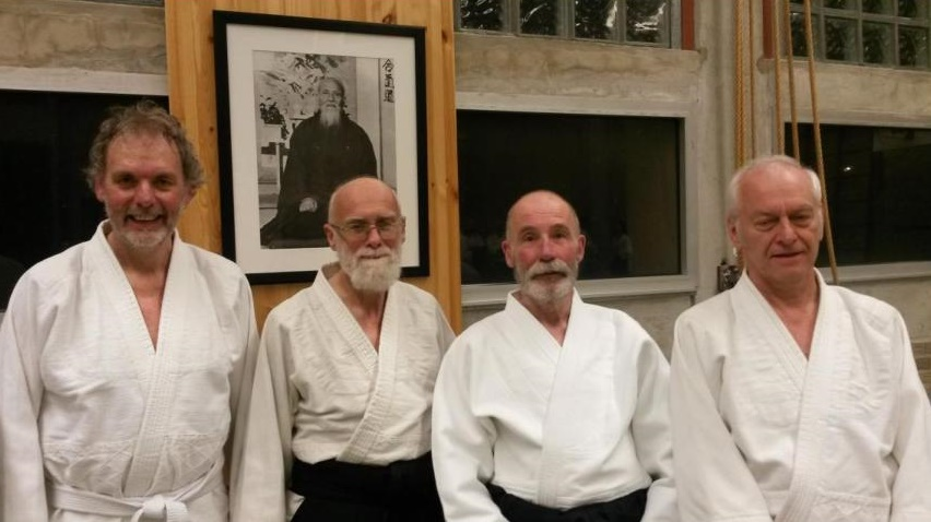 Start Aikido65Plus Leiden December